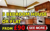 3 Bedroom House or Flat